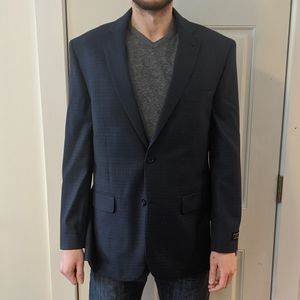 Navy Jos.A.Bank suit jacket